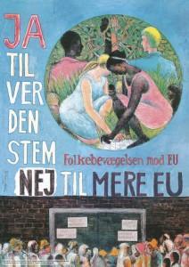 Ja til verden - Nej til mere EU - 2015